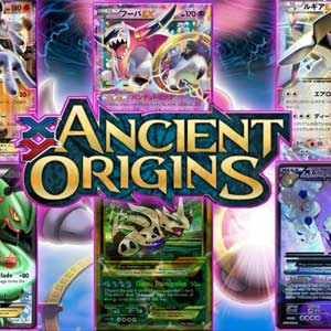 Pokemon Trading Card Game Online Ancient Origins Booster Pack