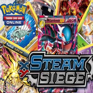 Pokemon Trading Card Game Online Steam Siege Booster Pack