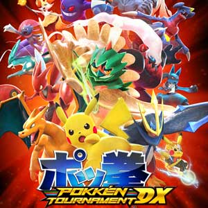 Buy Pokken Tournament DX Battle Pack Nintendo Switch Compare prices