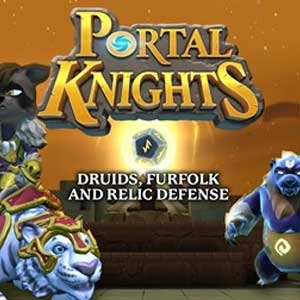 Portal Knights Druids Furfolk and Relic Defense