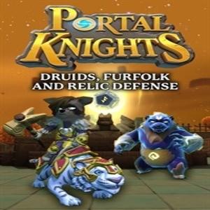 Portal Knights Druids Furfolk and Relic Defense