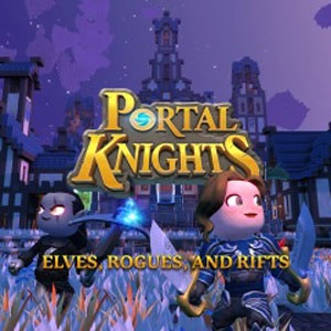 Portal Knights Elves Rogues and Rifts