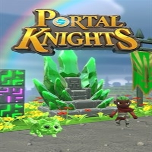 Portal Knights Emerald Throne Pack