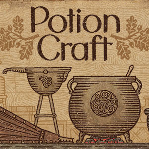 Potion Craft Alchemist Simulator