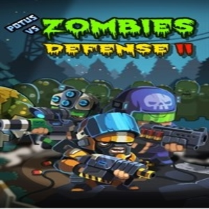 POTUS vs ZOMBIES DEFENSE 2