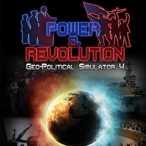 Buy Power and Revolution Geo-Political Simulator 4 CD Key Compare Prices