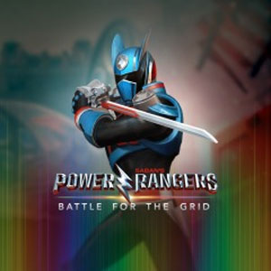 Power Rangers Battle for the Grid Anubis Doggie Cruger