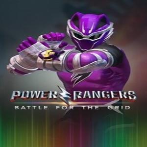 Power Rangers Battle for the Grid Robert James