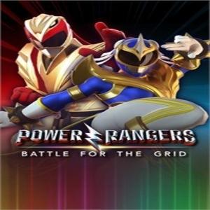 Power Rangers Battle for the Grid Street Fighter Pack