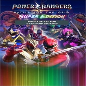 Power Rangers Battle for the Grid Upgrade Kit