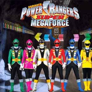 Buy Power Rangers Super Mega Force Nintendo 3DS Download Code Compare Prices