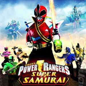 Buy Power Rangers Super Samurai Xbox 360 Code Compare Prices