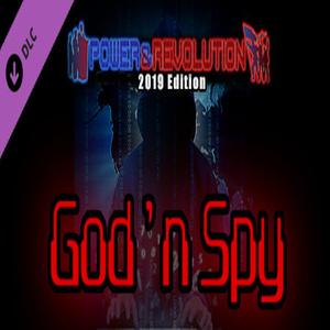 Power & Revolution 2019 God n Spy Add-on
