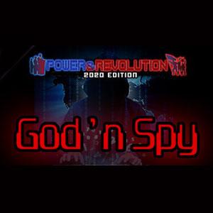 Power & Revolution 2020 God'n Spy Add-on