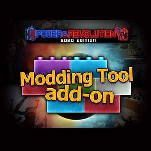 Power & Revolution 2020 Modding Tool Add-on