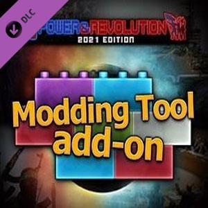 Power & Revolution 2021 Edition Modding Tool Add-on
