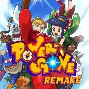 Power Stone Remake
