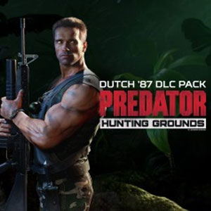 Buy Predator Hunting Grounds Dutch '87 Pack PS4 Compare Prices