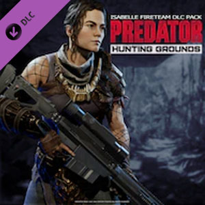 Predator Hunting Grounds Isabelle Fireteam DLC Pack