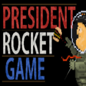 President Rocket Game