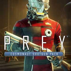 Prey Cosmonaut Shotgun Pack