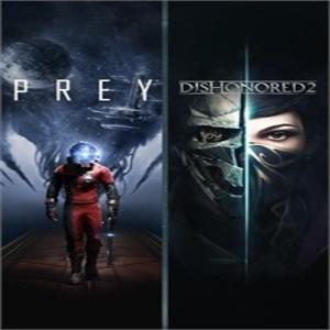 Prey Plus Dishonored 2 Bundle
