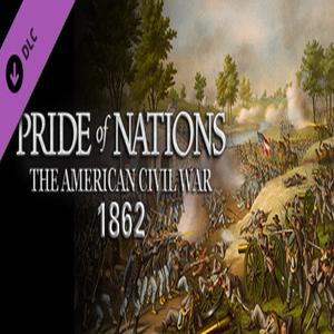 Pride of Nations American Civil War 1862