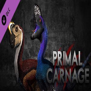 Primal Carnage Oviraptor Premium