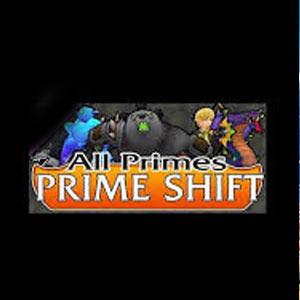 Prime Shift All Primes Unlocked