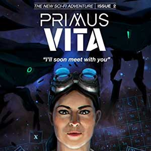 Primus Vita Ill soon meet with you Comic #2