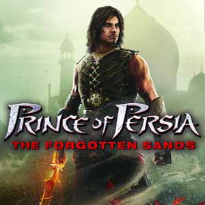 Buy Prince of Persia The Forgotten Sands PS3 Game Code Compare Prices