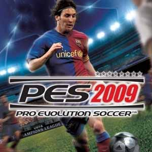 Buy Pro Evolution Soccer 2009 PS3 Game Code Compare Prices