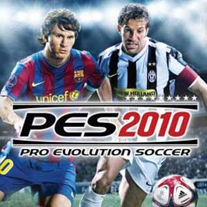 Buy Pro Evolution Soccer 2010 PS3 Game Code Compare Prices
