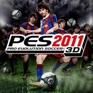 Buy Pro Evolution Soccer 2011 3D Nintendo 3DS Download Code Compare Prices