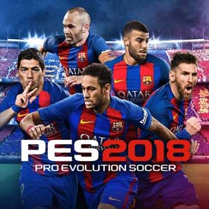 Buy Pro Evolution Soccer 2018 Xbox One Compare Prices