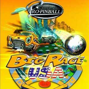 Pro Pinball Big Race USA