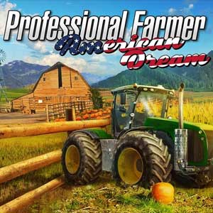 Professional Farmer American Dream
