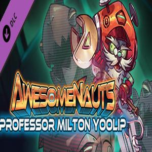 Professor M. Yoolip Awesomenauts Character