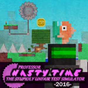 Professor Nasty Time The Stupidly Unfair Test Simulator 2016