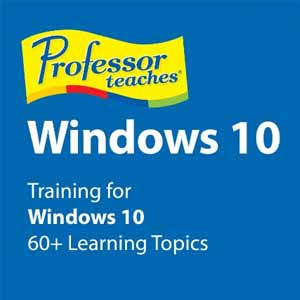 Buy Professor Teaches Windows 10 CD Key Compare Prices