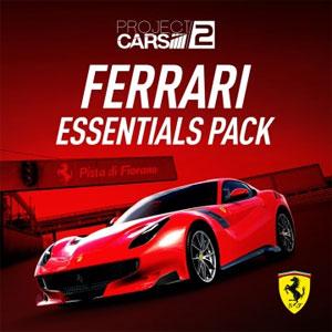 Project CARS 2 Ferrari Essentials Pack