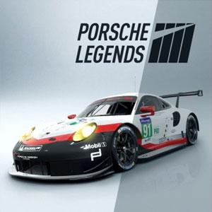 Project CARS 2 Porsche Legends Pack