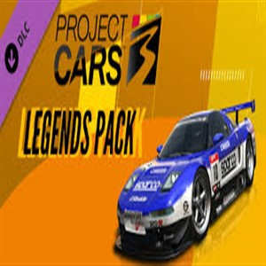 Project CARS 3 Legends Pack