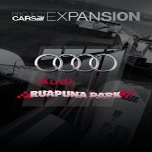 Project Cars Audi Ruapuna Park Expansion