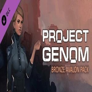 Project Genom Bronze Avalon Pack