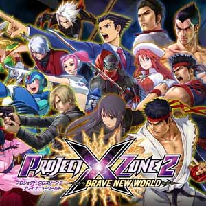 Buy Project X Zone 2 Nintendo 3DS Download Code Compare Prices