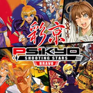 Buy Psikyo Shooting Stars Bravo Nintendo Switch Compare Prices