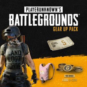 PUBG Gear Up Pack