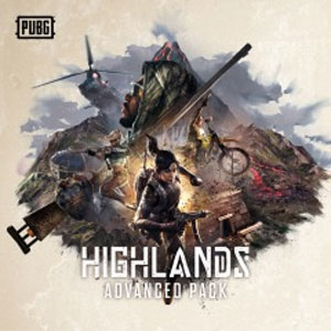 PUBG Highlands Advanced Pack