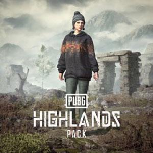 PUBG Highlands Pack